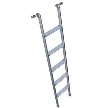 ALUMINIUM BUNK BED LADDER 1500 X 290